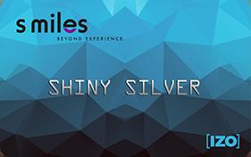 Tarjeta Shiny Silver