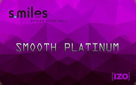 Tarjeta Smooth Platinum